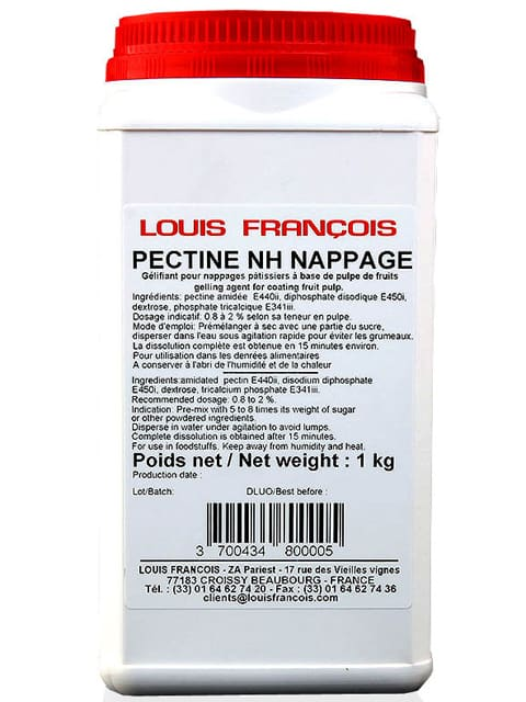 Louis François NH NAPPAGE PECTINE  - แพคติน