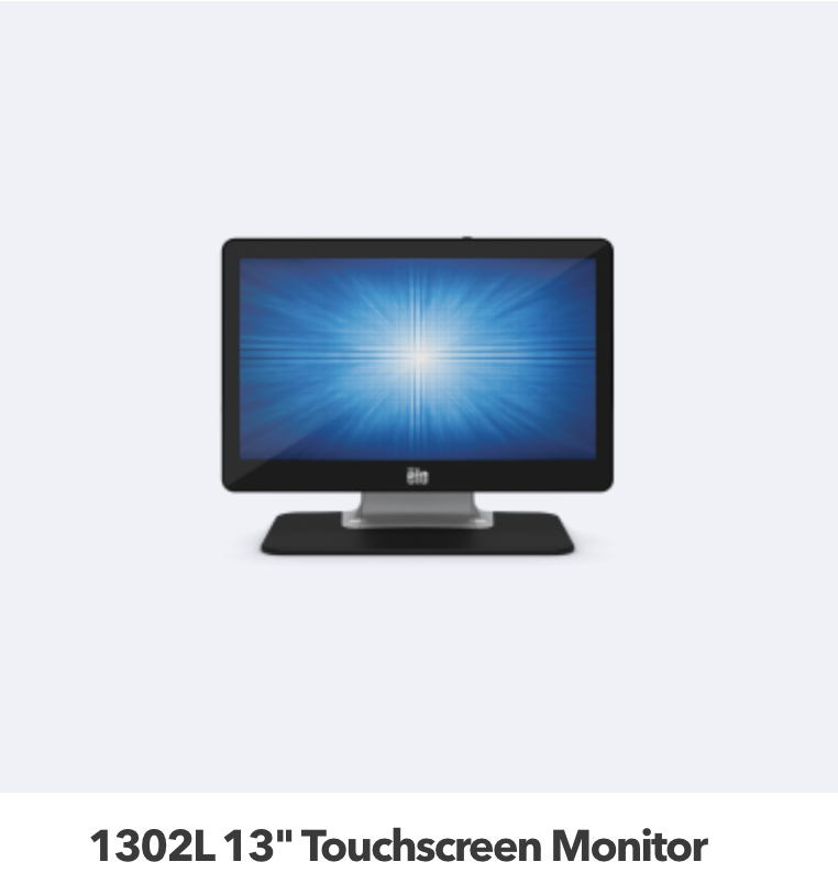 13 Touch Screen Monitor