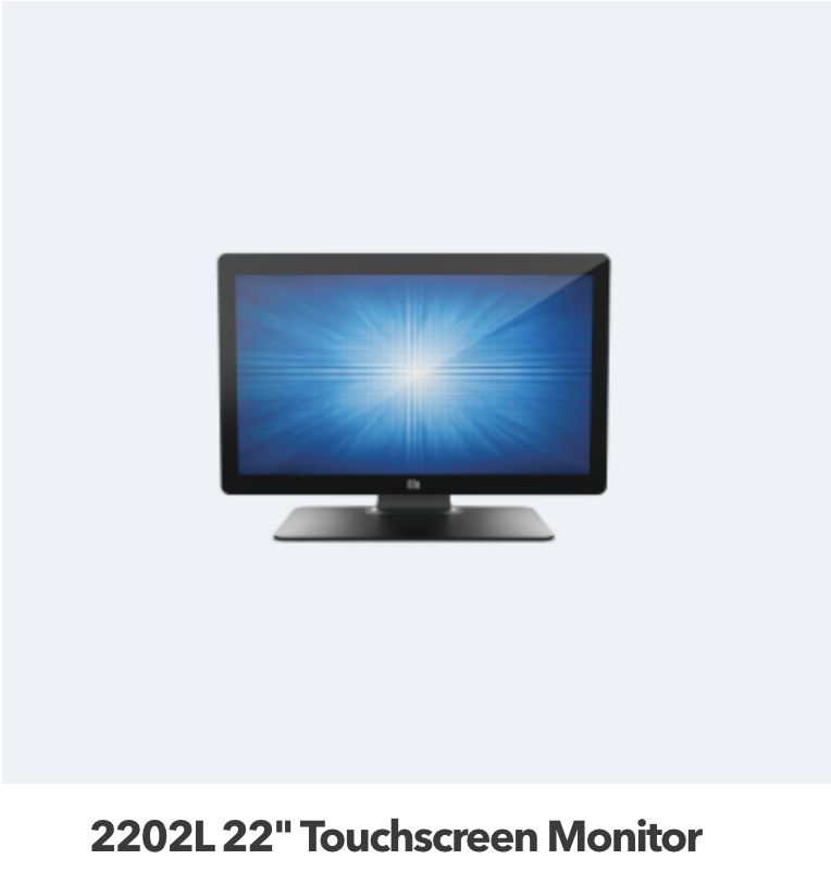 22 Touch Screen Monitor Model 2