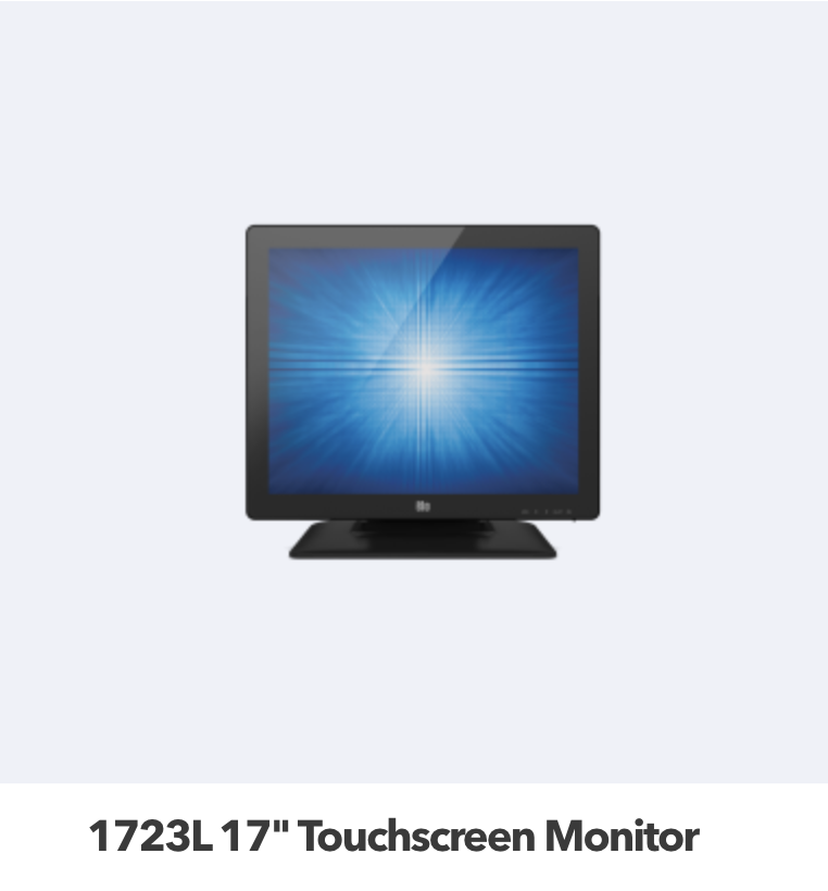17 Touch Screen Monitor Model 3