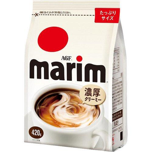 AGF Marim Coffee Milk 420g.