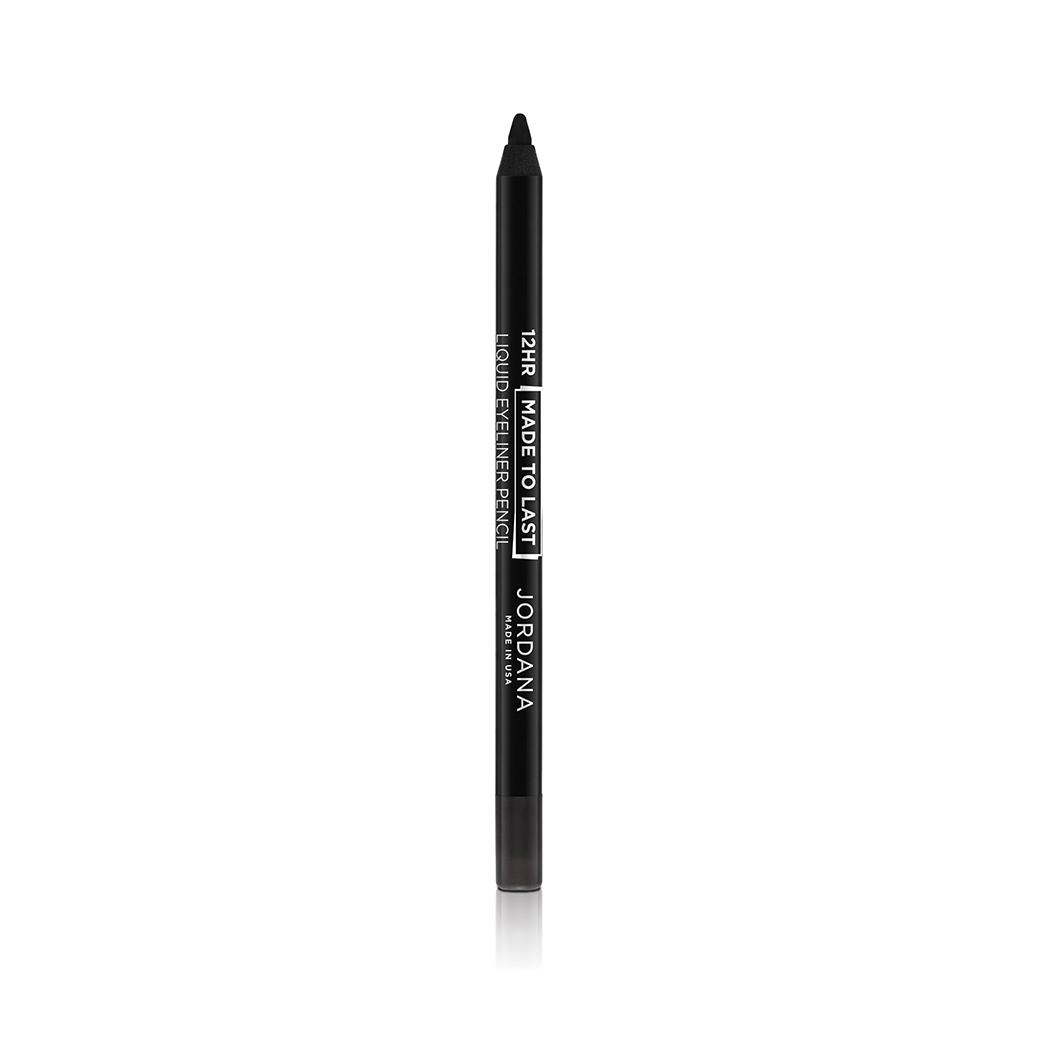 Jordana 12 Hour Made To Last® Liquid Eyeliner Pencil #01 BLACK POINT