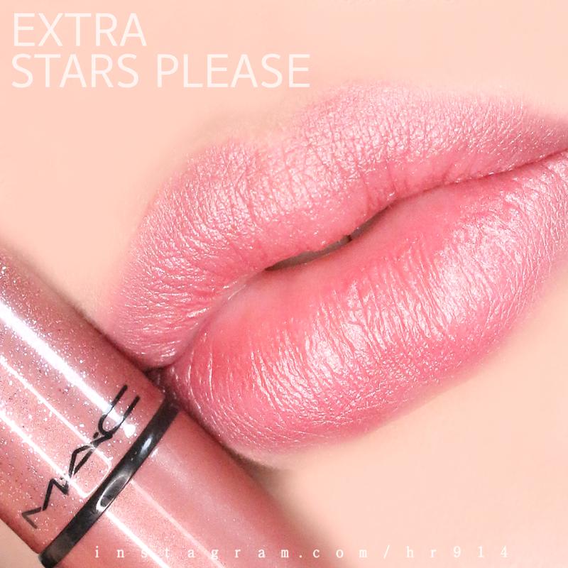 MAC MINI LIPSTICK #EXTRA STARS PLEASE (Nobox)