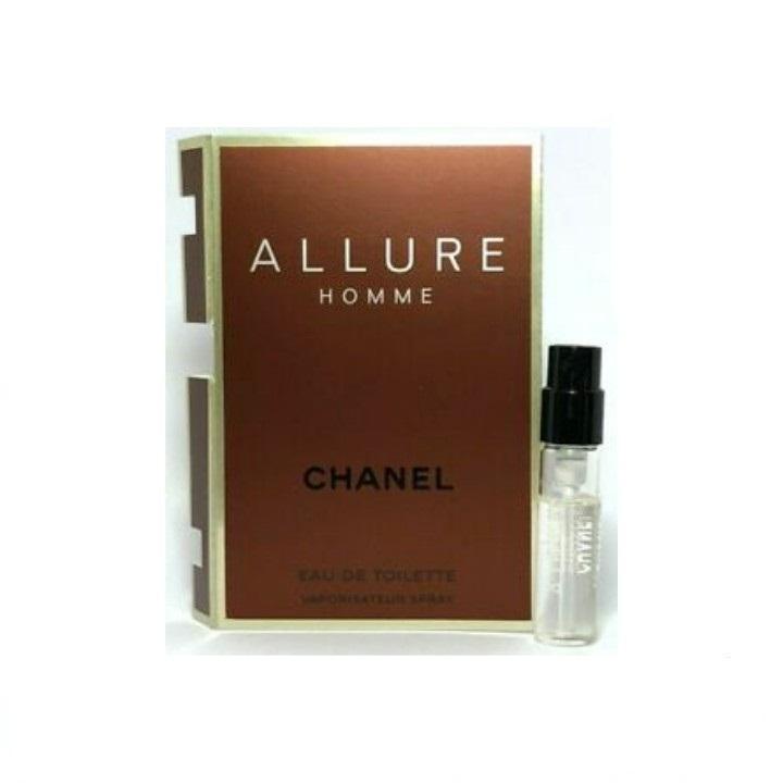 น้ำหอม Chanel ALLURE HOMME EDT SPRAY ขนาดทดลอง 1.5ml แบบสเปรย์