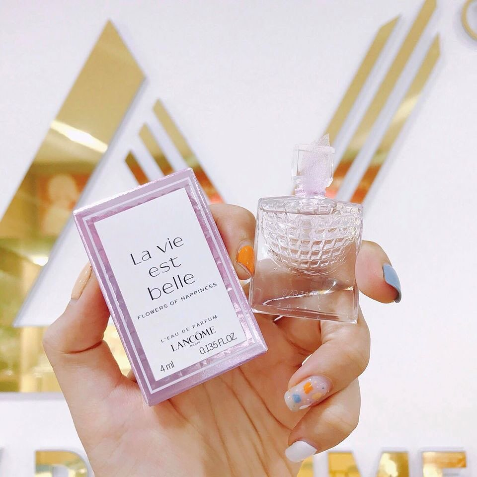 LANCOME La Vie Est Belle Flower Of Happiness EDP 4 ml.