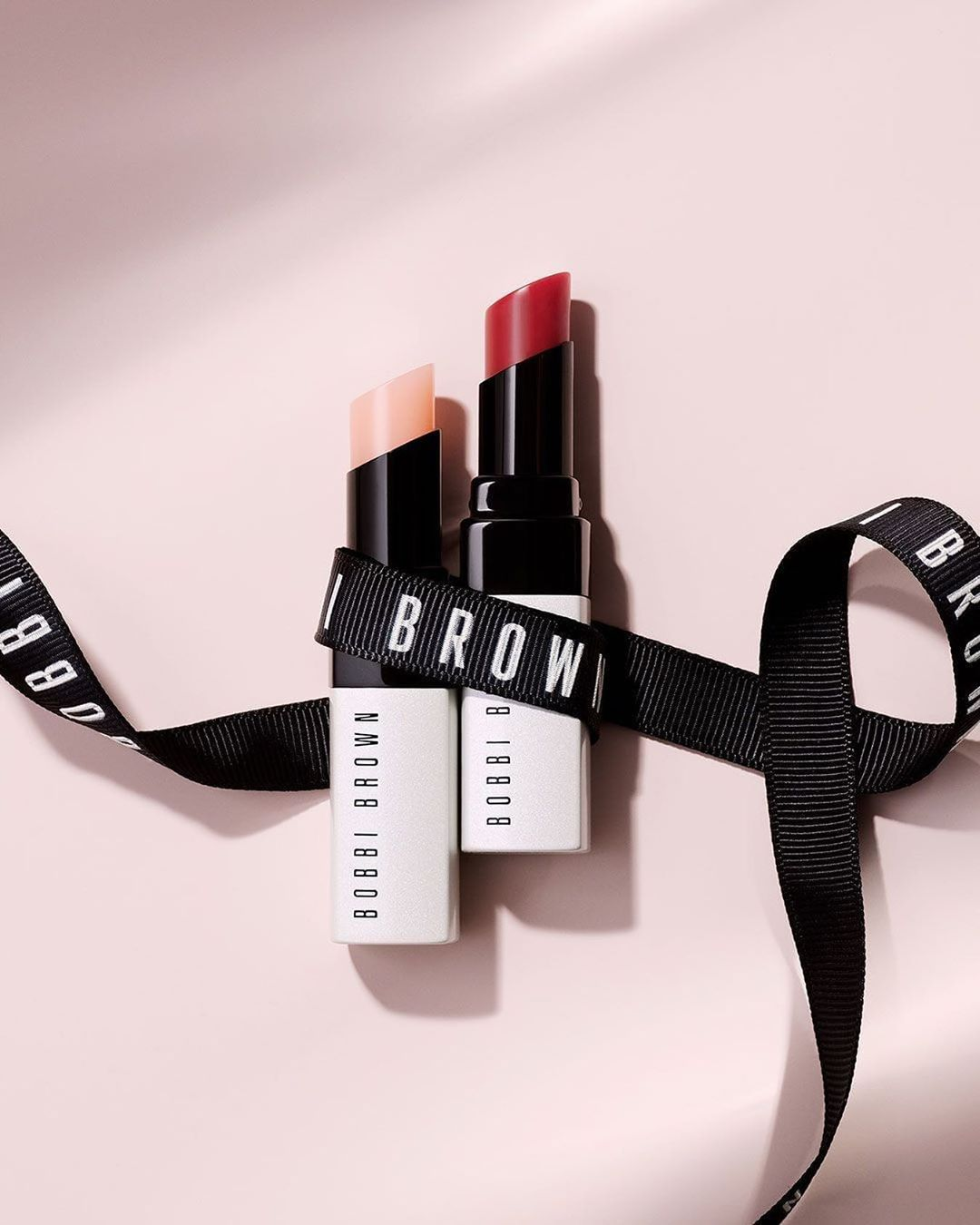 Bobbi Brown Soft And Smooth Extra Lip Tint Duo #Bare Pink/Bare Melon