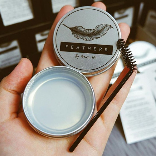 Feathers by Amira ho Brow Styling Kit 30g.