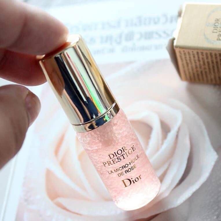 Dior Prestige La Micro-Huile De Rose 5ml