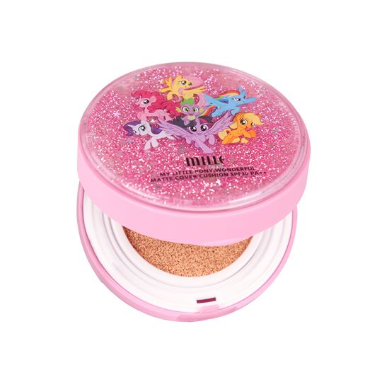 MILLE MY LITTLE PONY WONDERFUL MATTE COVER CUSHION SPF30 PA++ (LINE FRIENDS)