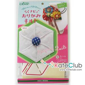 อุปกรณ์ทำ Origami Quilt Wheel เบอร์ L : 6 cm