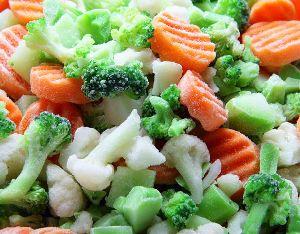 Frozen vegetable (IQF)
