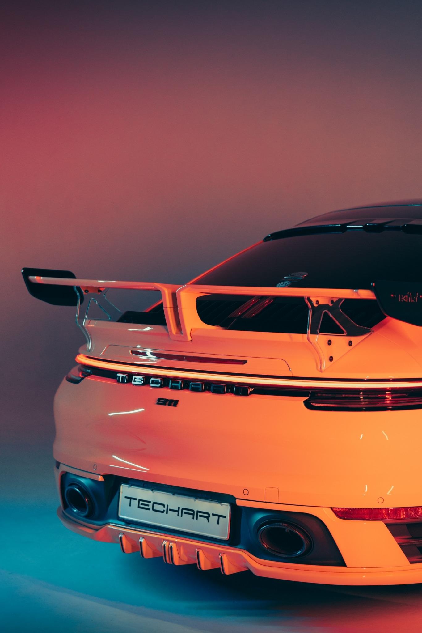 TECHART for The 911 models