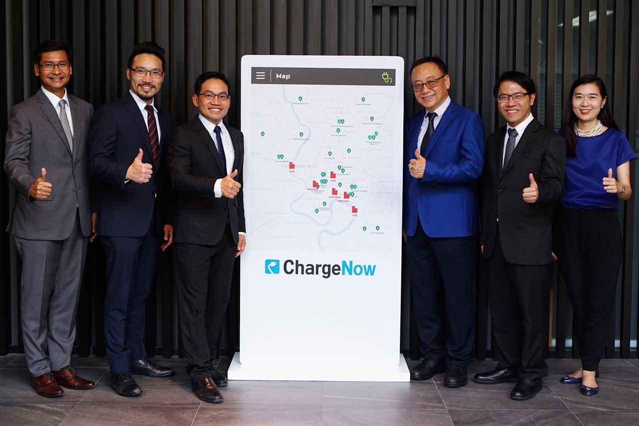เอพี ไทยแลนด์ เปิดตัวสถานีชาร์จรถไฟฟ้า พร้อมเครือข่ายทั่วไทย