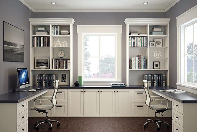 ไอเดียการออกแบบ Home office