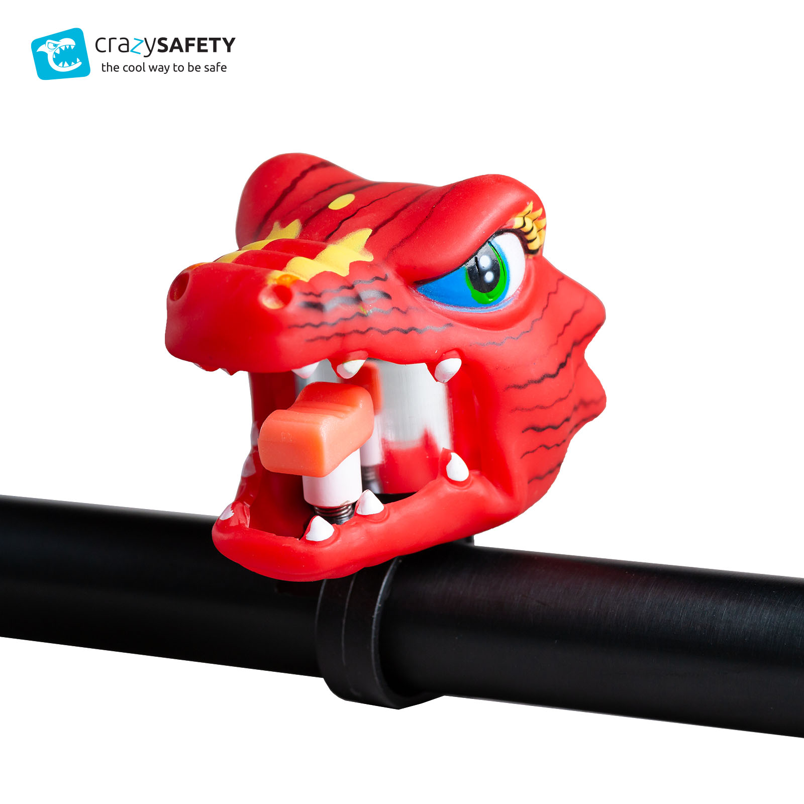 Crazy Safety Kids Bell - Chinese Dragon