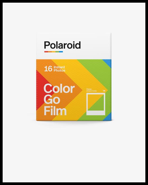 Polaroid Go Film - Double Pack - White Frame
