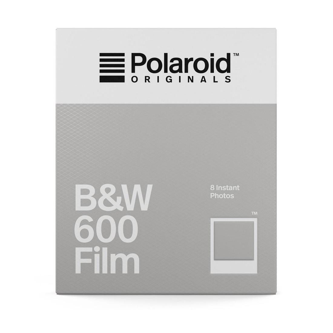 B&W Film For 600