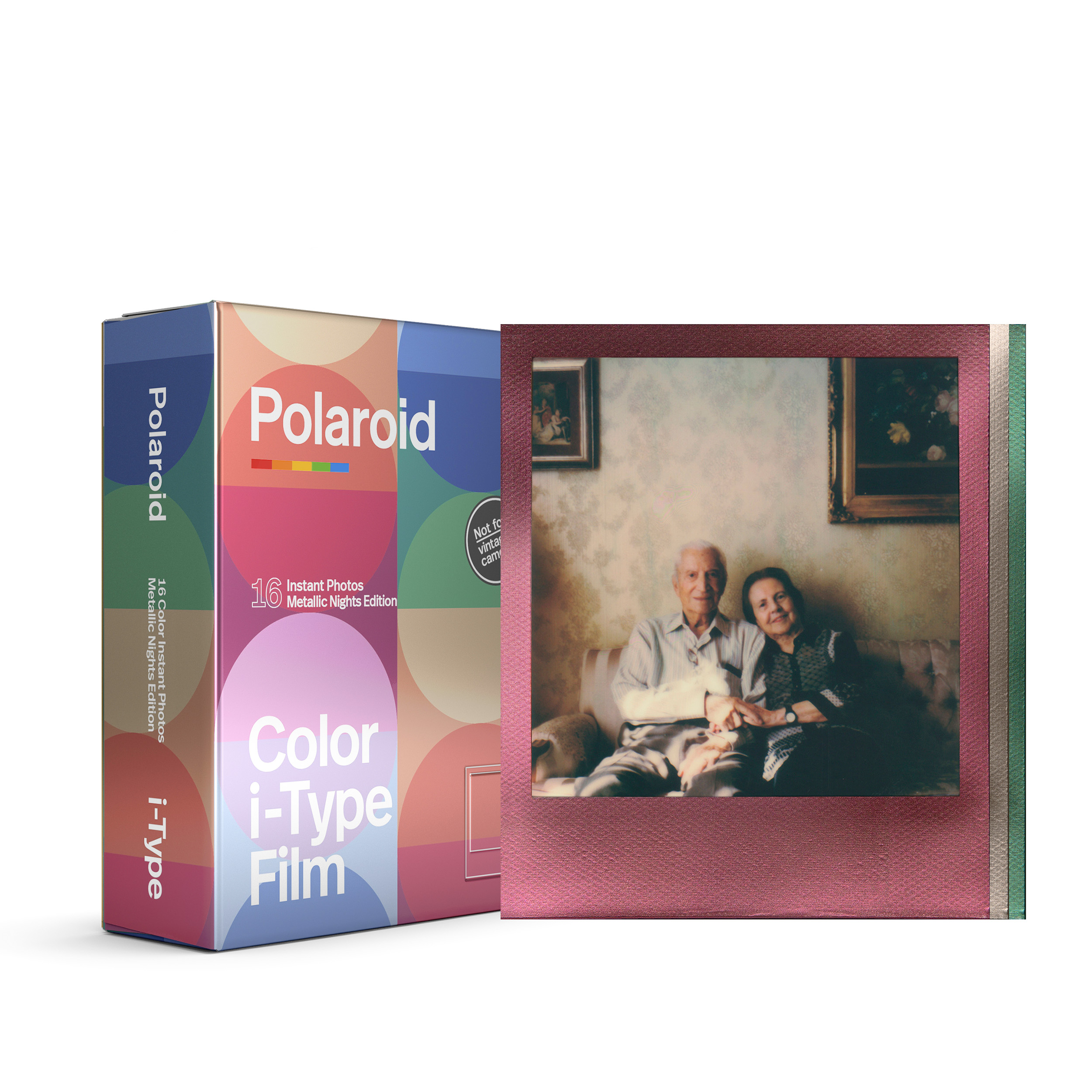 Color i-Type Film - Metallic Nights (Double Pack)