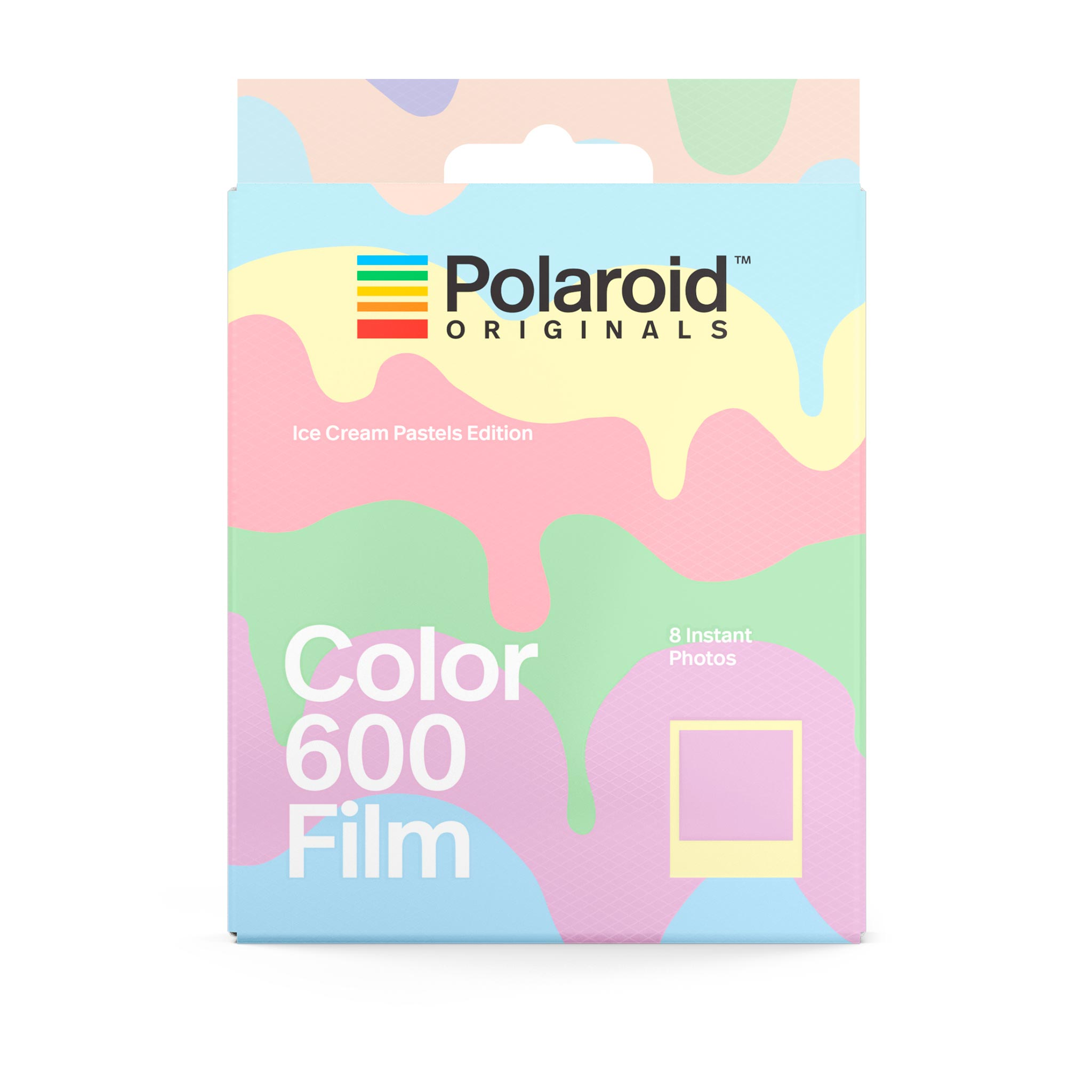 Color Film for 600 Ice Cream Pastels Edition