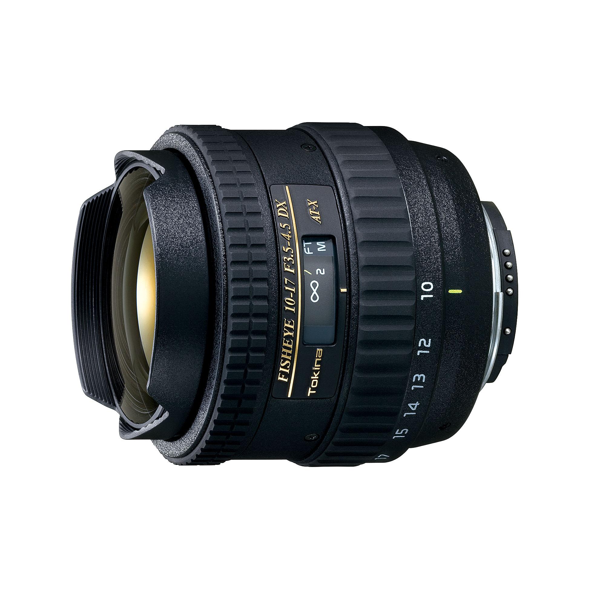 Tokina AT-X 10-17mm f3.5-4.5 DX