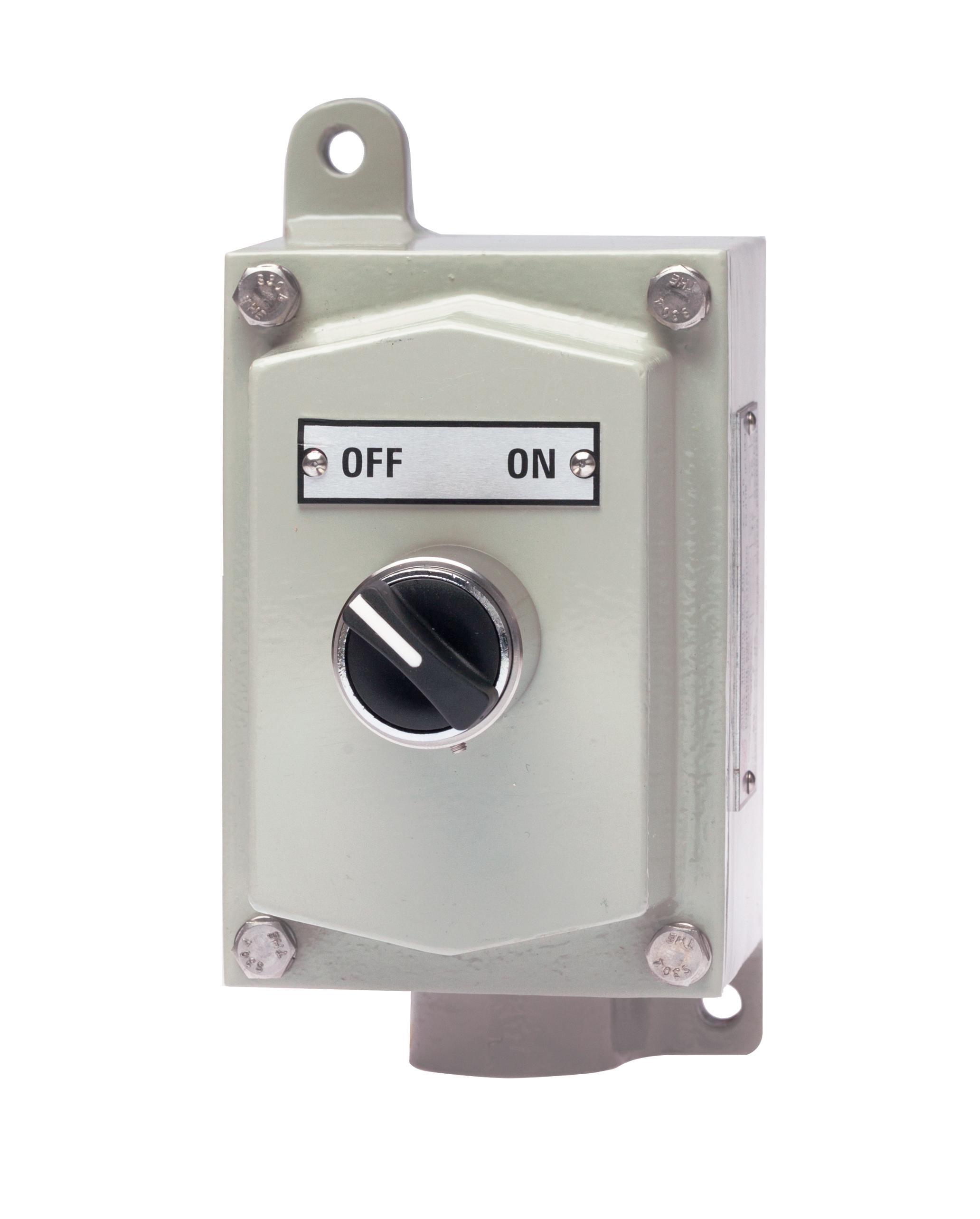 Control Station and Control Panel (Rectangular Shape),  EPB/EPL/EPBL/ESL/EKS/EEM Series