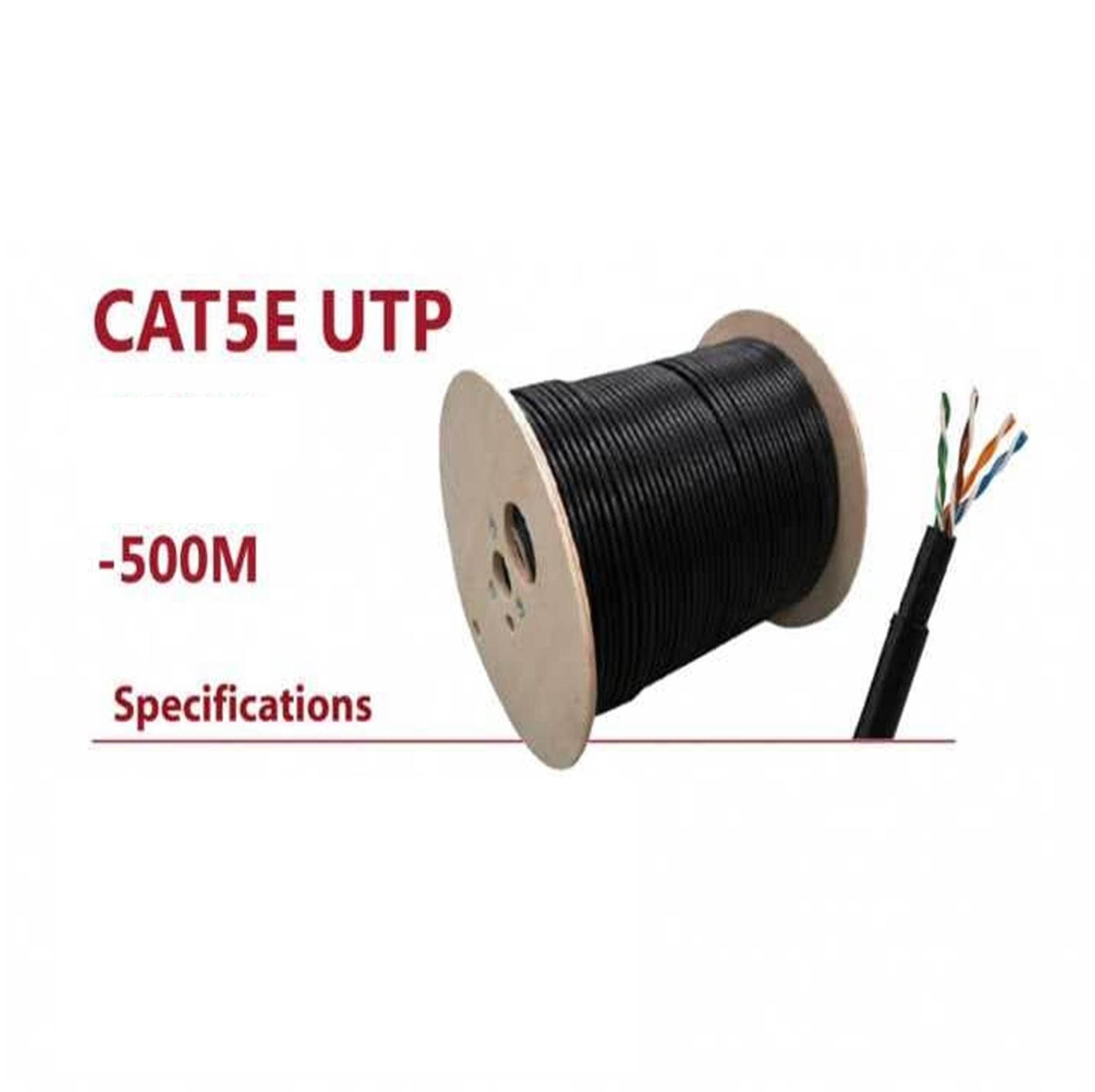 CAT5E UTP (Outdoor) 500M