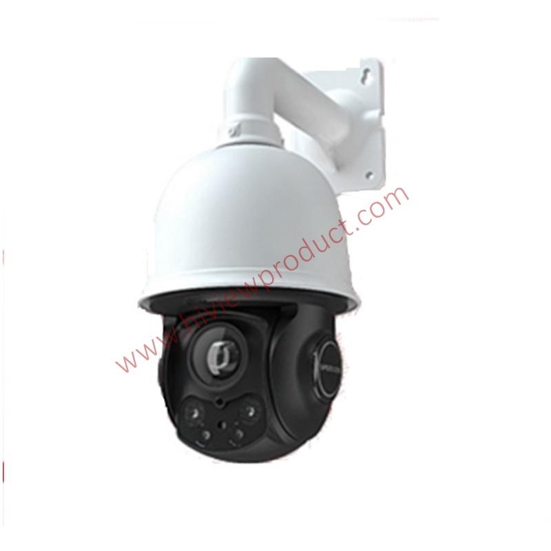 HP-9632 กล้องวงจรปิดไฮวิว ระบบไอพี 3 ล้านพิกเซล ใช้งานภายนอกและภายใน มีไมค์ในตัว บันทึกภาพและเสียง Hiview mini Speed Dome Mic-Built-in IP Camera 3 MP