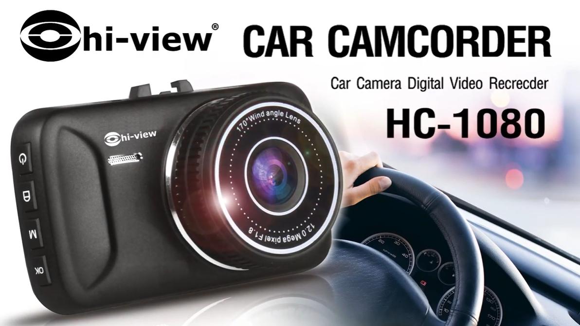 ตอน กล้องติดรถ HIVIEW CAR CAMCORDER รุ่น HC-1080