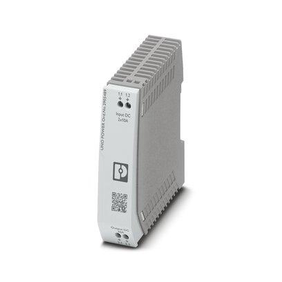 Power supply, Redundancy module - UNO-DIODE/5-24DC/2X10/1X20 - 2905489