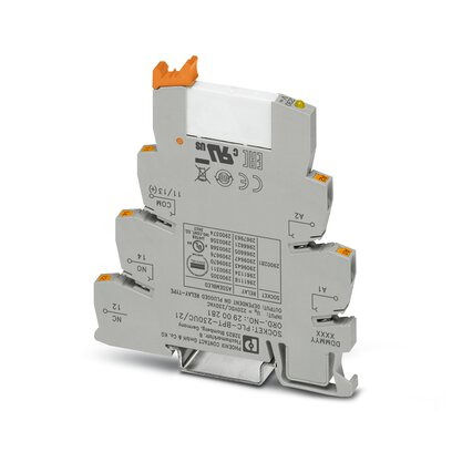 Relay module, PLC-RPT-230UC/21 - 2900305