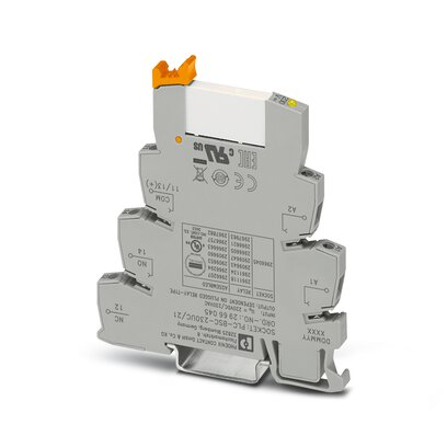 Relay module, PLC-RSC, 1PDT, 230VAC, 6A
