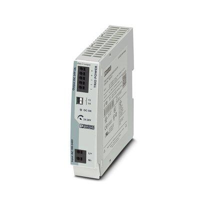 Power supply, TRIO-PS-2G/ 1AC/ 24DC/ 3/ C2LPS