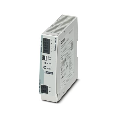 Power supply, TRIO-PS-2G/1AC/24DC/5 - 2903148