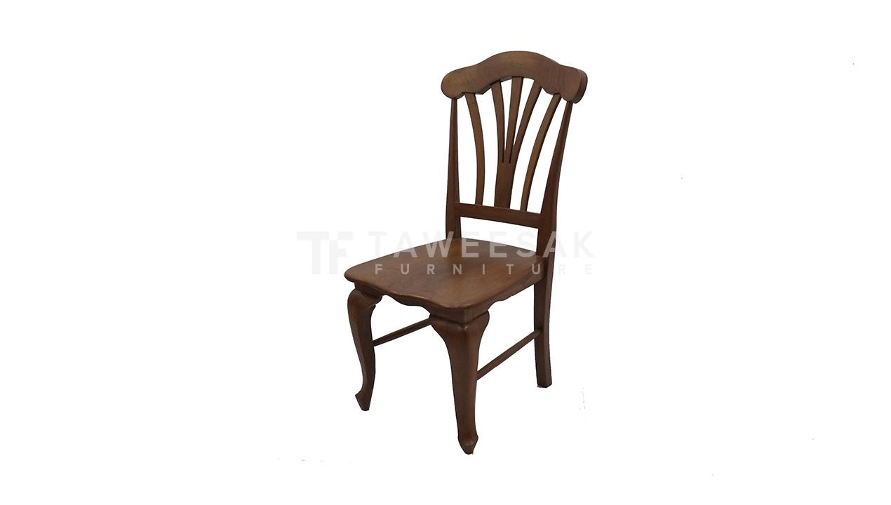 เก้าอี้ไม้สัก CH002