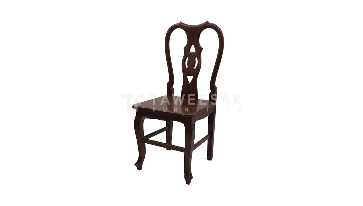 เก้าอี้ไม้สัก CH062