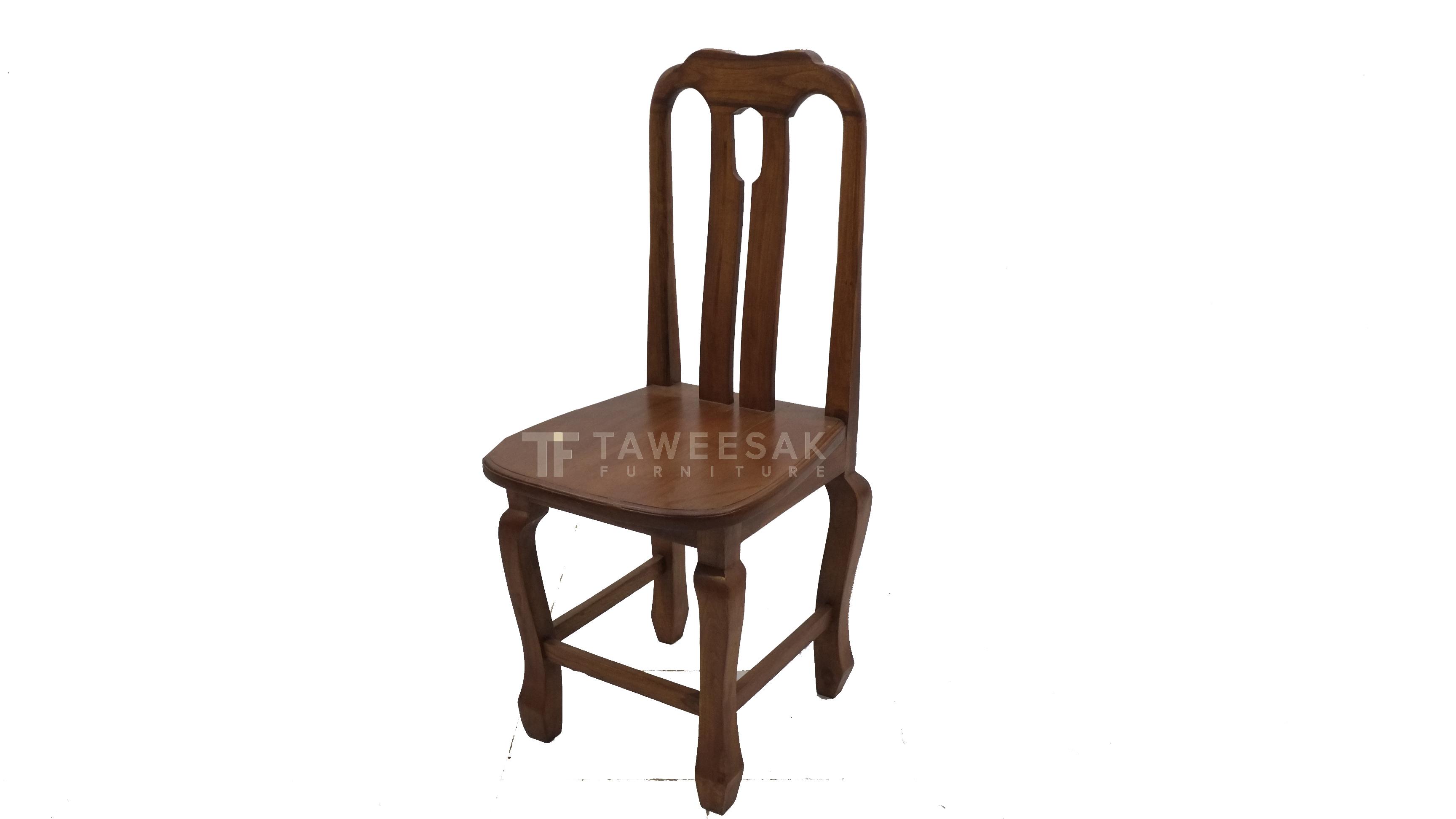 เก้าอี้ไม้สัก CH010
