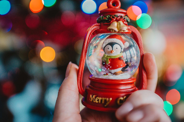 Christmas decorations make the holiday season magical.