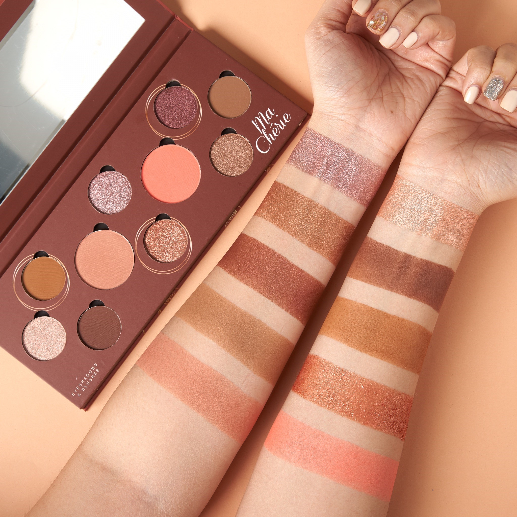 Ma Cherie Collection SUPERMOM X HACK MAKEUP