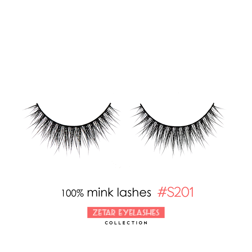 MINK LASHES S201