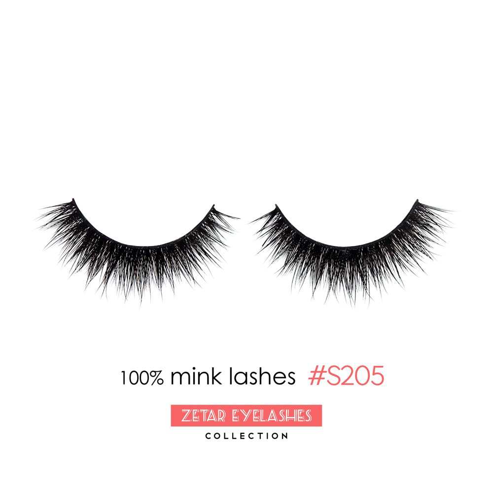 MINK LASHES S205