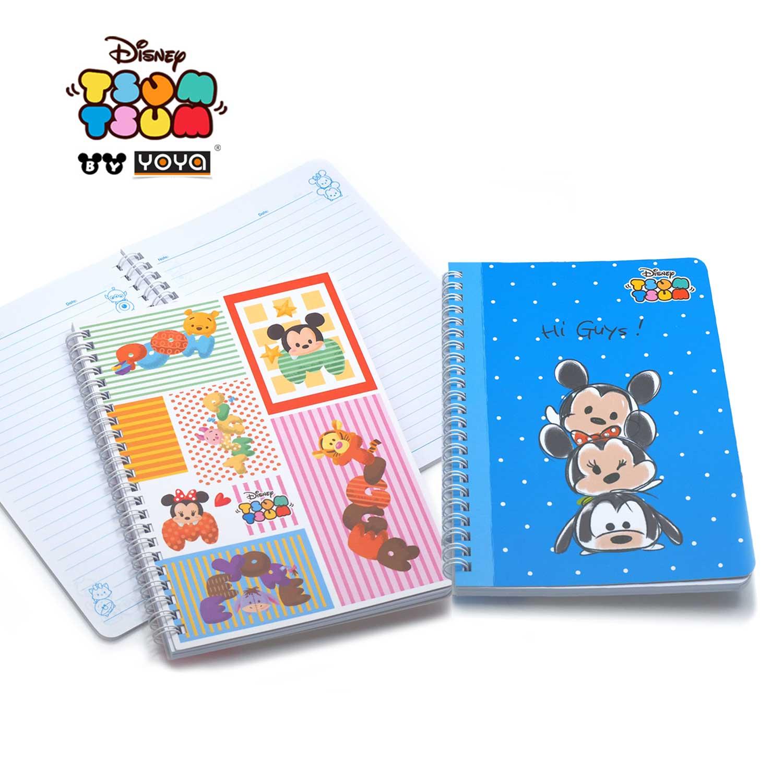 YOYA Loop Book : Tsum-Tsum  DY16-301