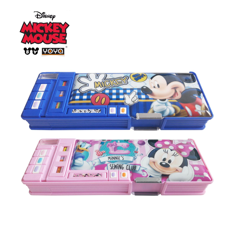 YOYA กล่องดินสอ : Mickey&Friends รุ่น DM20147N