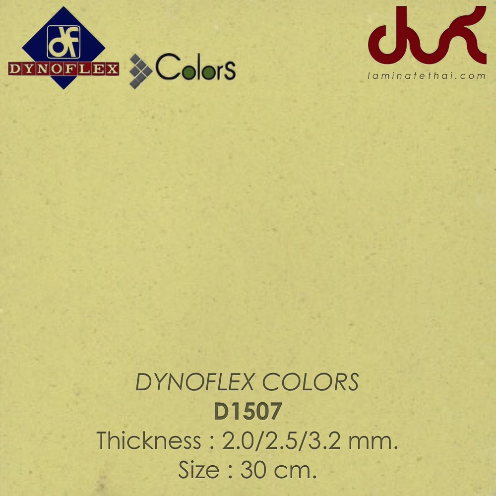 DYNOFLEX COLORS / ROLL - D1507