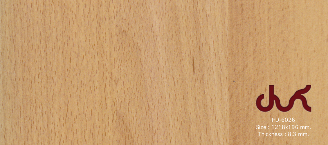 BL-6026 QDM LAMINATE 8 mm.