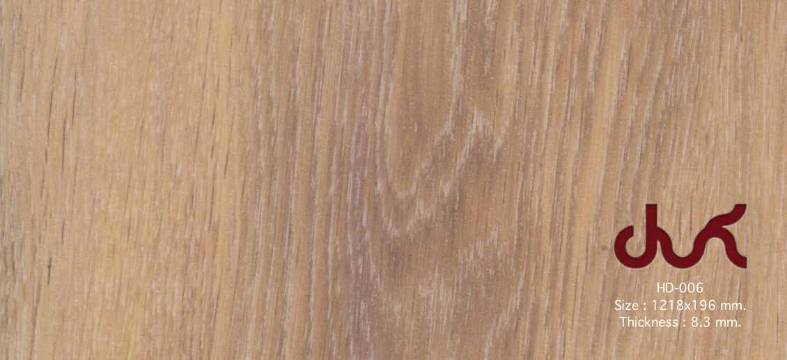 HD-006 QDM LAMINATE 8 mm.