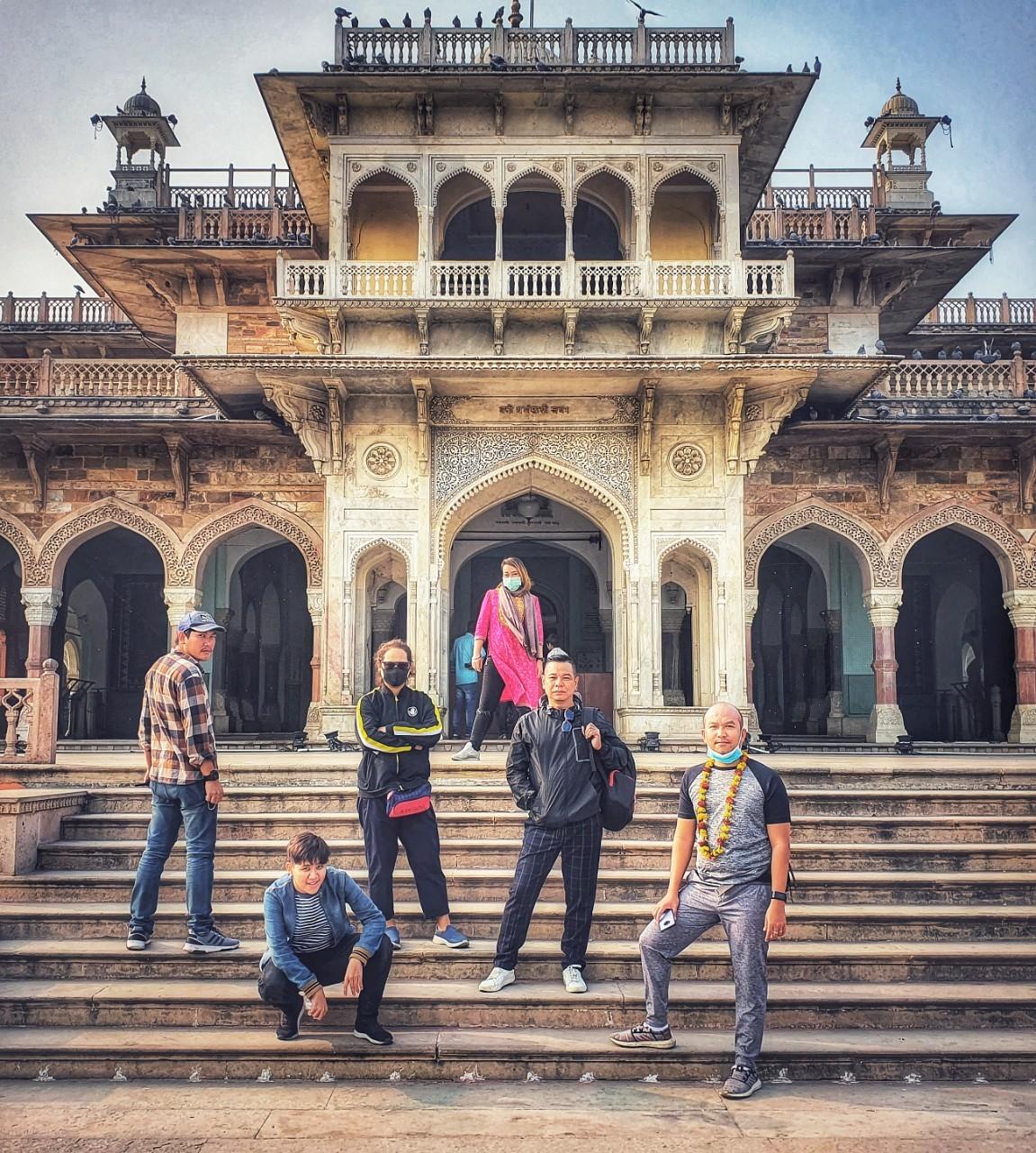 ทริปช่อง ONE 31HD ดูโลเคชั่นเพื่อเตรียมนำกองถ่าย ไปถ่ายทำละคร ณ ประเทศอินเดีย
