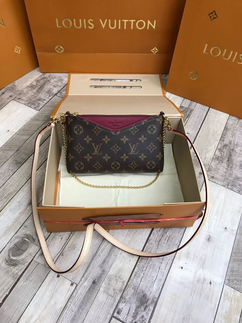 Louis Vuitton pallas original leather