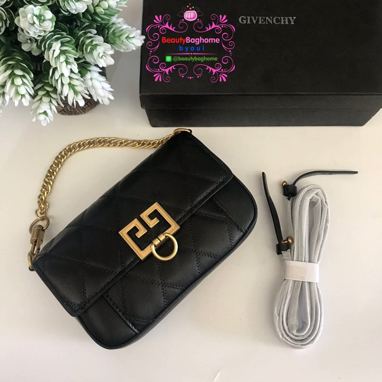 Givenchy mini bags new collection งานHiend1:1