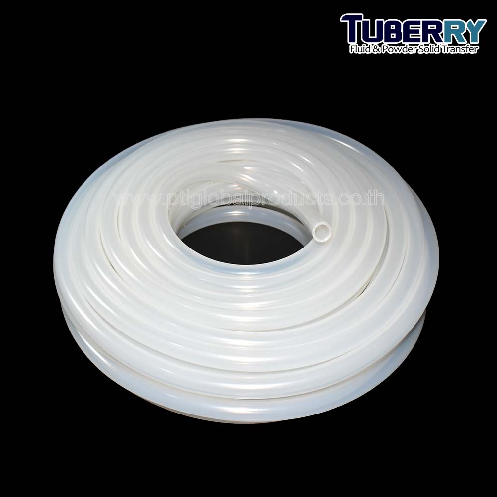 Silicone Tube I.D 12 X O.D 17 mm