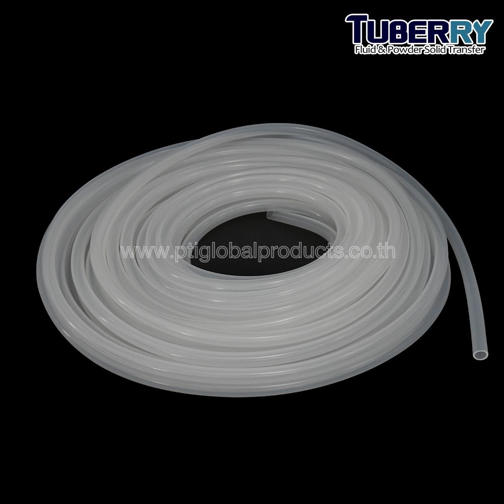 Silicone Tube I.D 8 X O.D 11 mm
